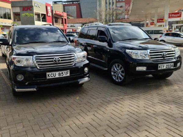 Car leasing in Kenya, long term car lease.