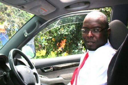 chauffeur driven car rental in Nairobi