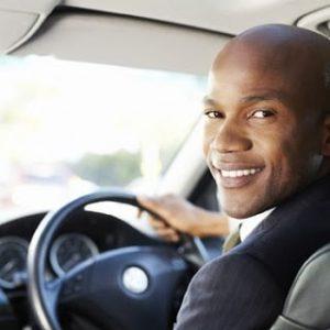 Chauffeur driven car hire in Nairobi